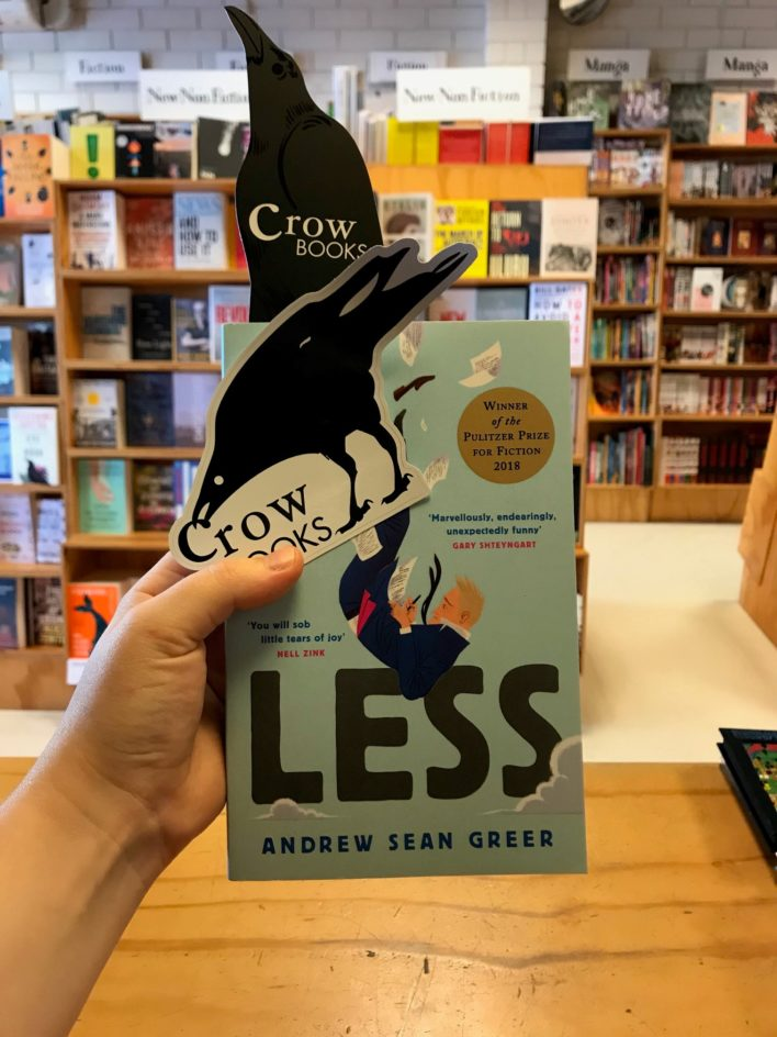 Copy of the book Less